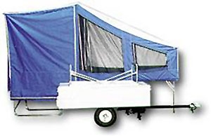 Time Out Trailers Easy Camper Motorcycle Camper