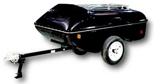 Time Out Trailers   Slipstream motorcycle    cargo       trailer